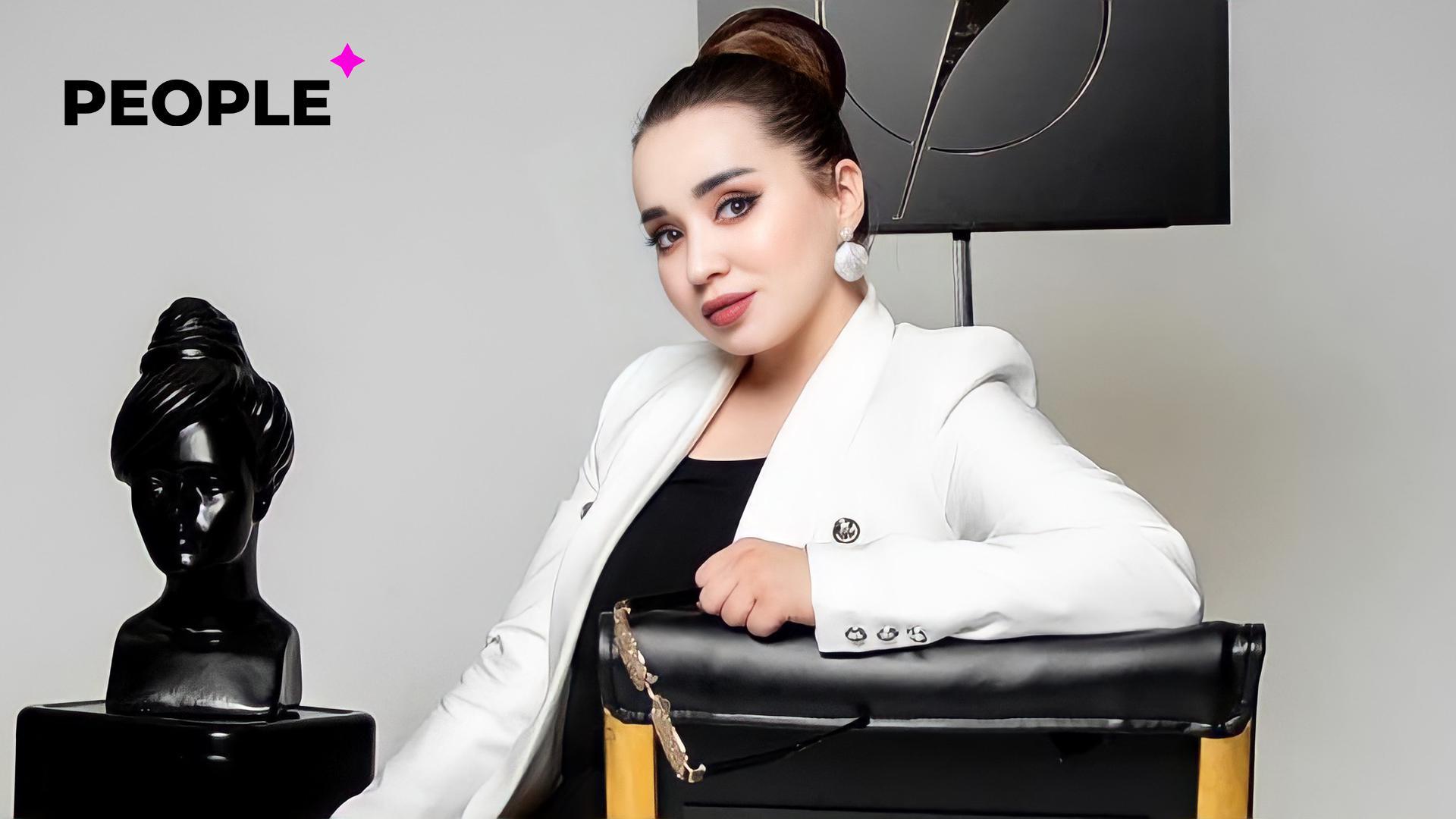 Актриса Шахзода Мухаммедова провела свой модный показ в Милане— видео