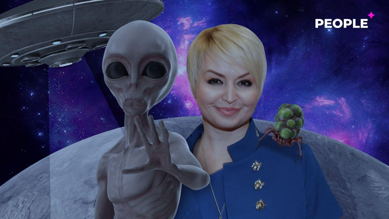 Катя Лель рассказала о потере зубов после встречи с инопланетянами