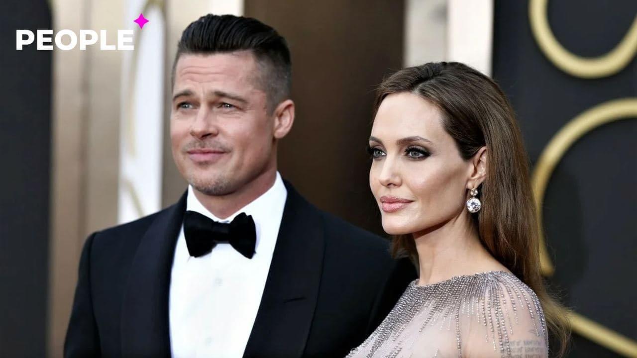 Анджелина Джоли продала совместное с Брэдом Питтом имущество