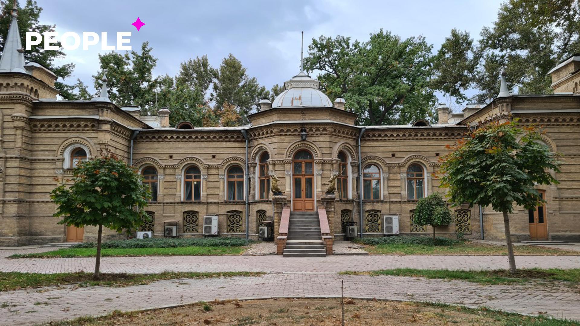 В Ташкенте проведут реставрацию Дворца Романовых