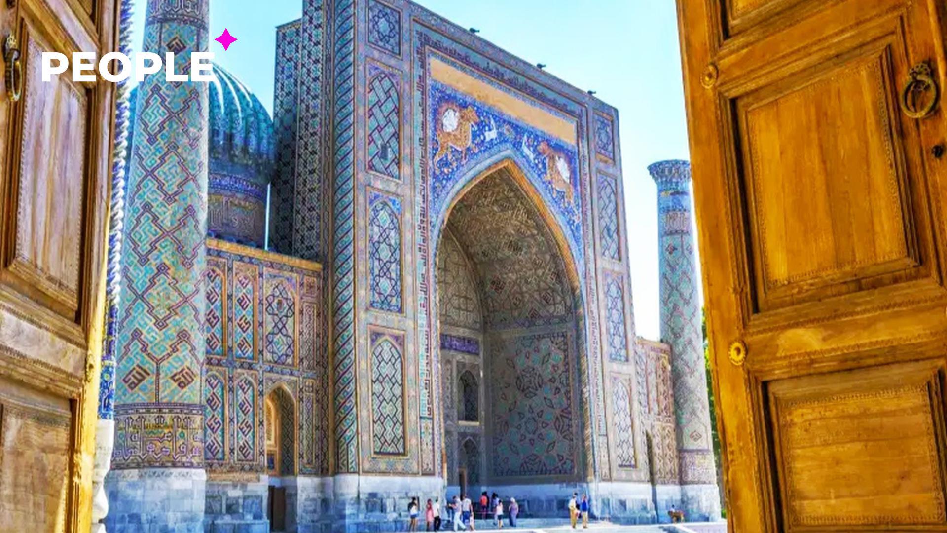 Узбекистан вошел топ-5 умопомрачительных мест для отдыха по версии The Times