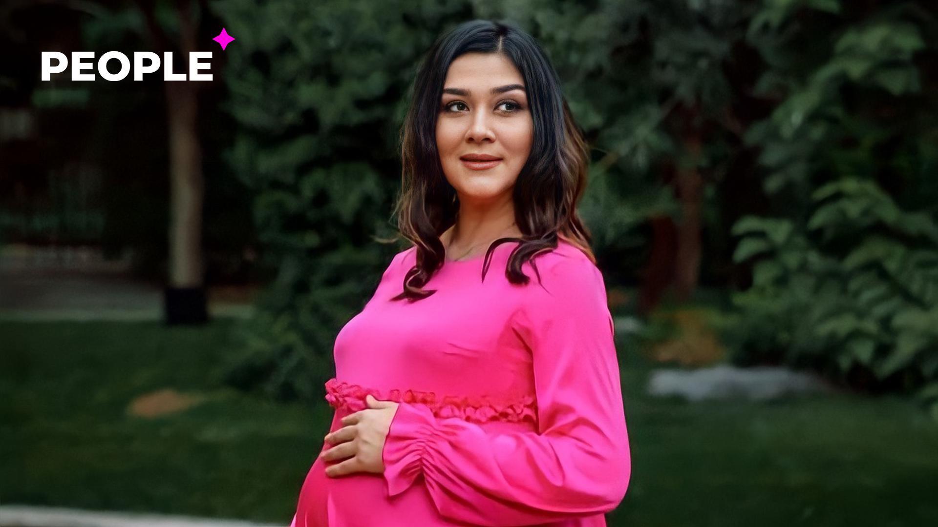 Актриса Шахло Темирова стала мамой во второй раз