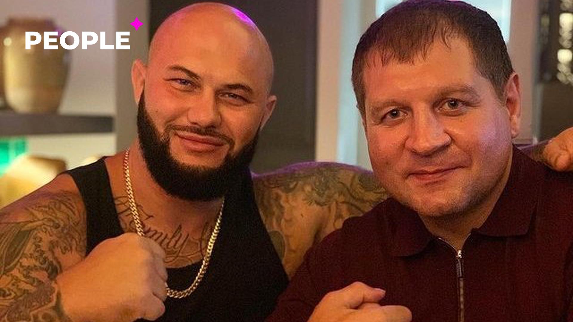 Джиган заявил, что ему до сих пор не выплатили 693 тысячи долларов за грядущий бой с Александром Емельяненко